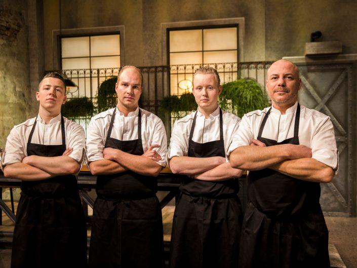 Bistrot Neuf in Kookwedstrijd The Chef's Line 24Kitchen
