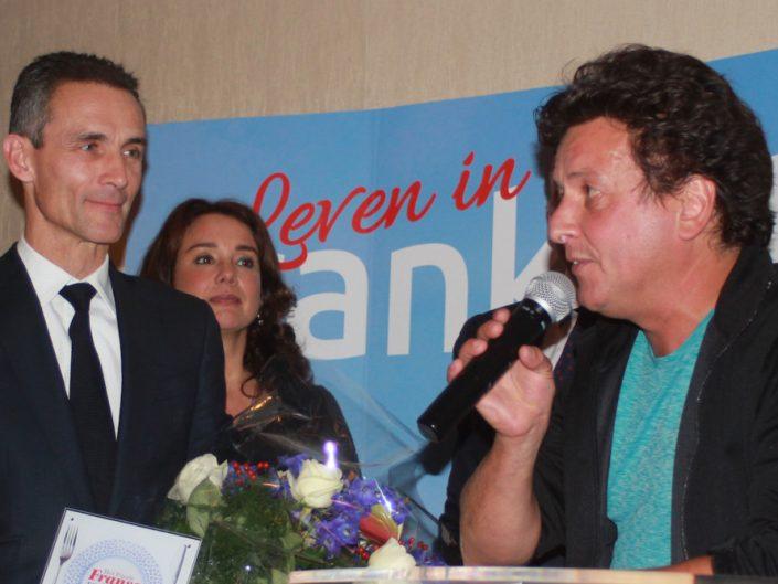 Rex Neve, owner of Restaurant Bistrot Neuf